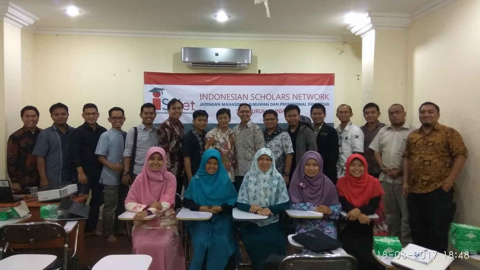 indonesian scholar network